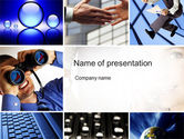 Business Concepts: Creative Business PowerPoint Template #10362