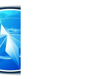 Wind Rose PowerPoint Template, Slide 3, 10364, Business Concepts — PoweredTemplate.com