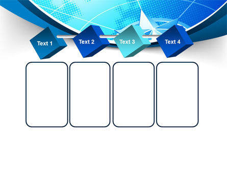 Wind Rose PowerPoint Template Slide 18