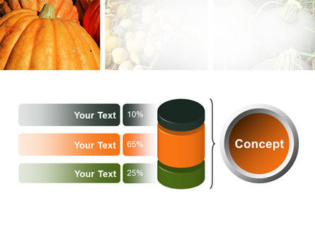 Pumpkin PowerPoint Template Slide 11