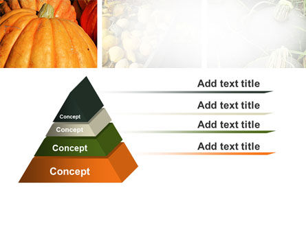 Pumpkin PowerPoint Template Slide 12
