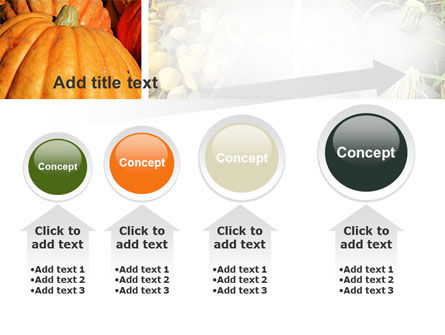 Pumpkin PowerPoint Template Slide 13