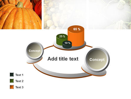 Pumpkin PowerPoint Template Slide 16