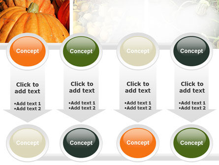 Pumpkin PowerPoint Template Slide 18