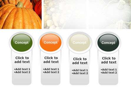 Pumpkin PowerPoint Template Slide 5