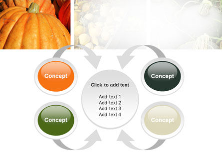 Pumpkin PowerPoint Template Slide 6