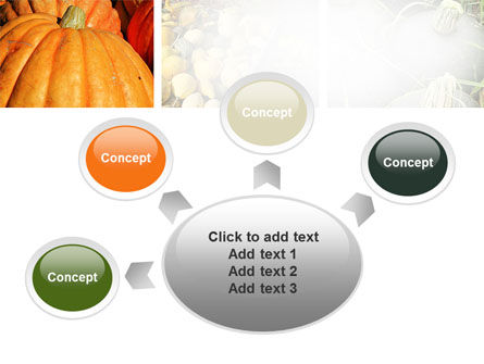 Pumpkin PowerPoint Template Slide 7