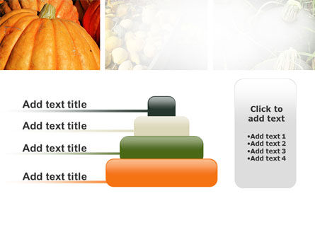 Pumpkin PowerPoint Template Slide 8