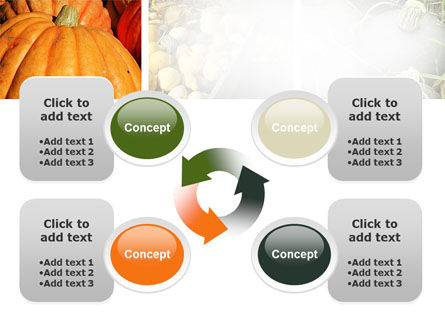 Pumpkin PowerPoint Template Slide 9