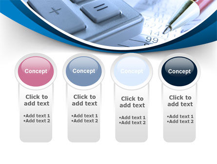 Financial Calculations PowerPoint Template Slide 5