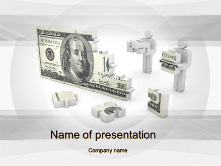 Capital Accumulation PowerPoint Template, 10368, Financial/Accounting — PoweredTemplate.com