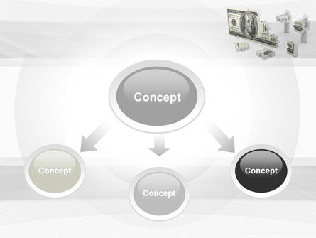 Capital Accumulation PowerPoint Template, Slide 4, 10368, Financial/Accounting — PoweredTemplate.com