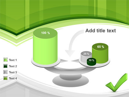 Check Mark PowerPoint Template Slide 10