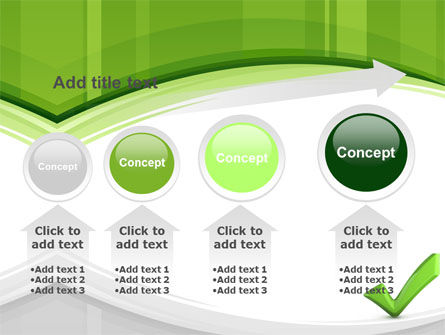 Check Mark PowerPoint Template Slide 13
