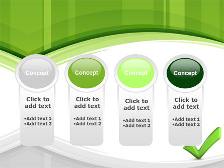 Check Mark PowerPoint Template Slide 5
