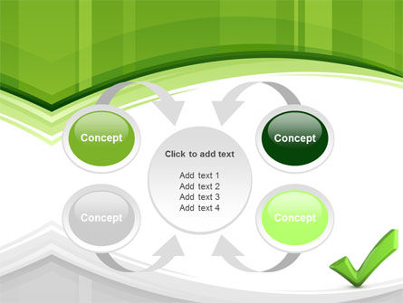 Check Mark PowerPoint Template Slide 6