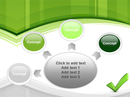 Check Mark PowerPoint Template Slide 7