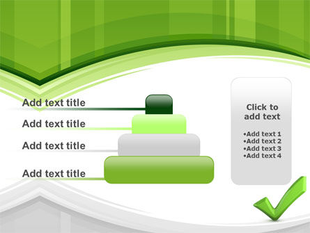 Check Mark PowerPoint Template Slide 8