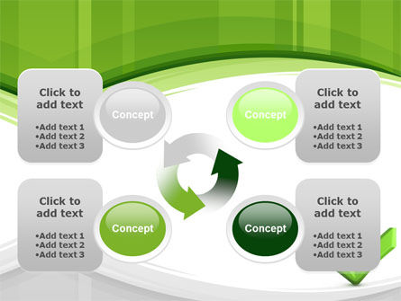 Check Mark PowerPoint Template Slide 9