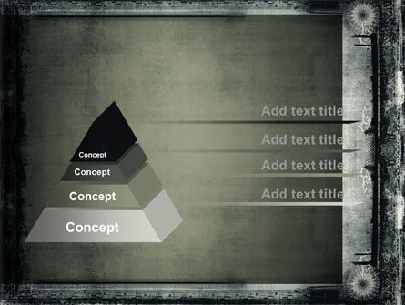 Metal Surface PowerPoint Template Slide 12