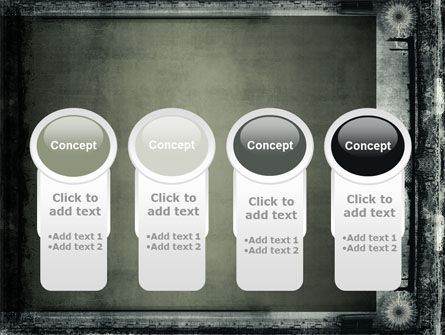 Metal Surface PowerPoint Template Slide 5
