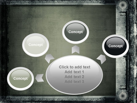 Metal Surface PowerPoint Template Slide 7