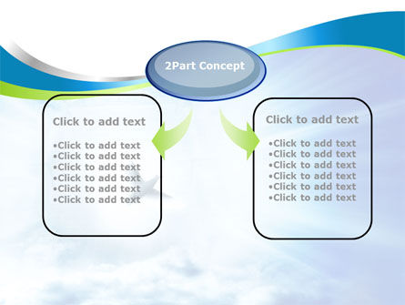 Dove PowerPoint Template, Slide 4, 10384, Religious/Spiritual — PoweredTemplate.com