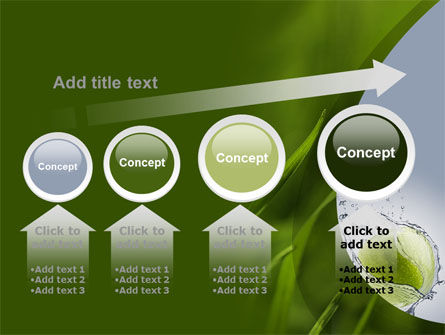Fresh PowerPoint Template Slide 13