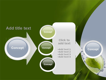 Fresh PowerPoint Template Slide 17