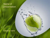 Food & Beverage: Fresh PowerPoint Template #10385