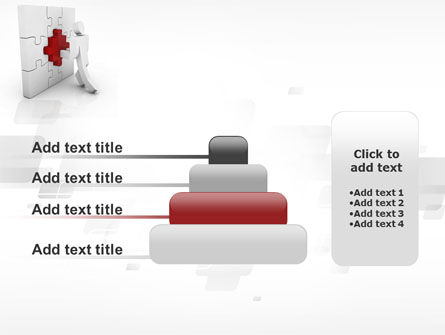 Building Puzzle PowerPoint Template Slide 8