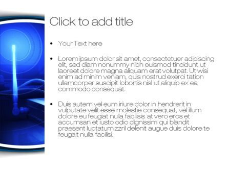 Wireless PowerPoint Template, Slide 3, 10389, Technology and Science — PoweredTemplate.com