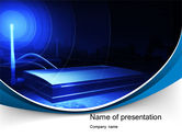 Technology and Science: Wireless PowerPoint Template #10389