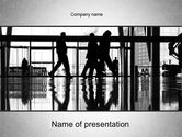 People: Transition PowerPoint Template #10391