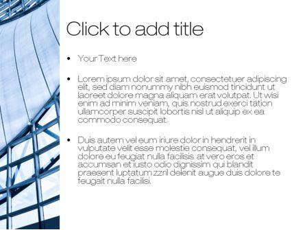 Building Structure PowerPoint Template, Slide 3, 10392, Construction — PoweredTemplate.com