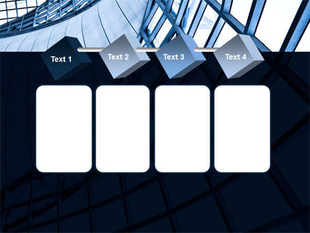 Building Structure PowerPoint Template Slide 18