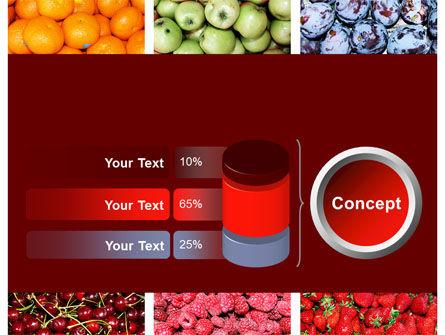 Greengrocery PowerPoint Template Slide 11