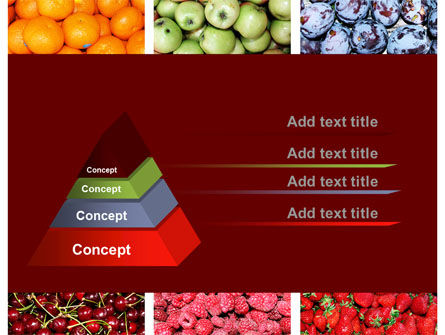 Greengrocery PowerPoint Template Slide 12
