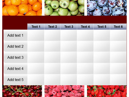 Greengrocery PowerPoint Template Slide 15