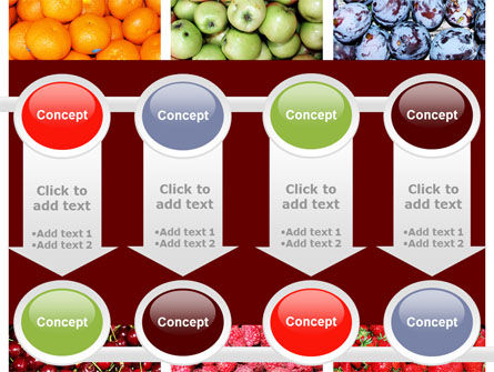 Greengrocery PowerPoint Template Slide 18