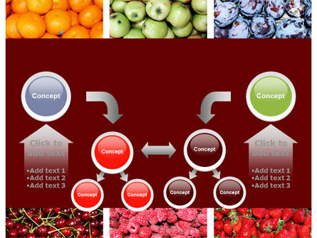 Greengrocery PowerPoint Template Slide 19