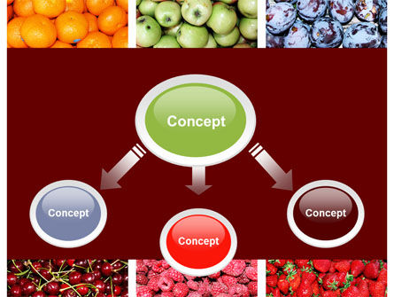 Greengrocery PowerPoint Template Slide 4