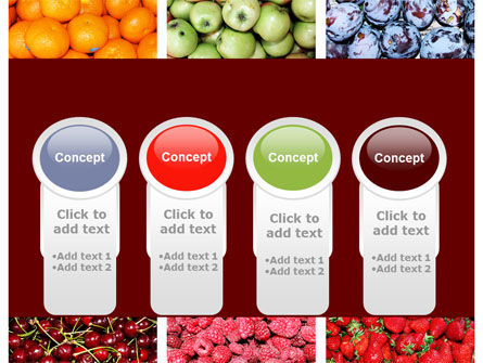 Greengrocery PowerPoint Template Slide 5