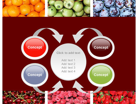Greengrocery PowerPoint Template Slide 6