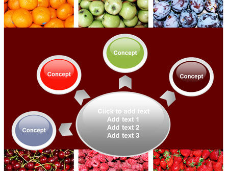 Greengrocery PowerPoint Template Slide 7