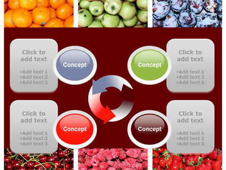 Greengrocery PowerPoint Template Slide 9