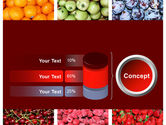 Greengrocery PowerPoint Template#11