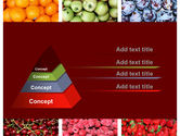 Greengrocery PowerPoint Template#12