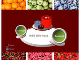 Greengrocery PowerPoint Template#16