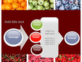 Greengrocery PowerPoint Template#17